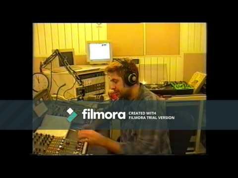 d.j.HODGES Ljubljana Radio-GAMA MM- emisija Rolla se... 1998