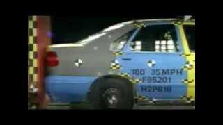 Volvo Crash Test Center