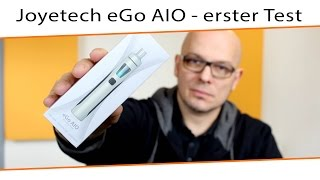 Joyetech eGo AIO [Teil 1] All In One Style eZigarette (deutsch)