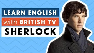 Learn English with 5 GREAT BRITISH TV SHOWS