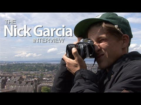 Route One: The Etnies Interviews   Nick Garcia