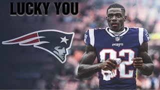 "Josh Gordon Career Highlights || ""Lucky You ft. Joyner Lucas"" || Welcome To The New England Patriots"
