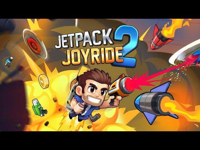 Jetpack Joyride 2 será lançado no Android e IOS e já está em teste em outros países. Baixe o APK!