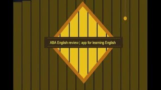 ABA English review | app for learning English
