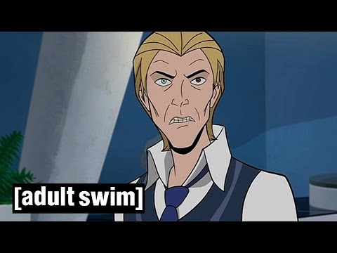David Bowie Tribute | The Venture Bros. | Adult Swim