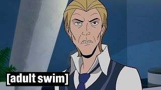 Video David Bowie Tribute | The Venture Bros. | Adult Swim download MP3, 3GP, MP4, WEBM, AVI, FLV Agustus 2017