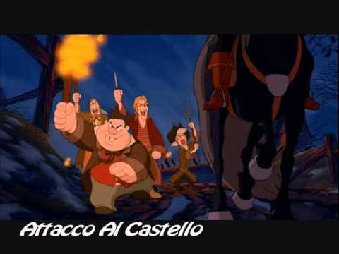 La Bella E La Bestia - Attacco Al Castello