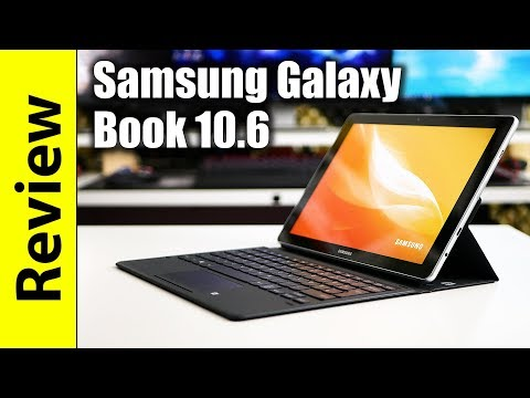 Samsung Galaxy Book 10.6 Review