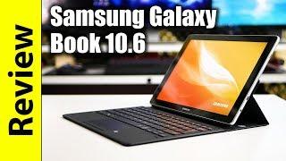 Samsung Galaxy Book 10.6 Review