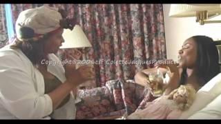 "Colette M Jacques Film ""White Roses For My Black Sister"""