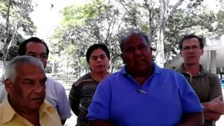 """Fetraesuv, les da la bienvenida a Universidad Centroccidental """"Lisandro Alvarado"""" - UCLA. 28/04/15"""