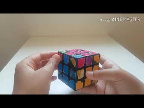 Comment faire le rubik's cube partie 2
