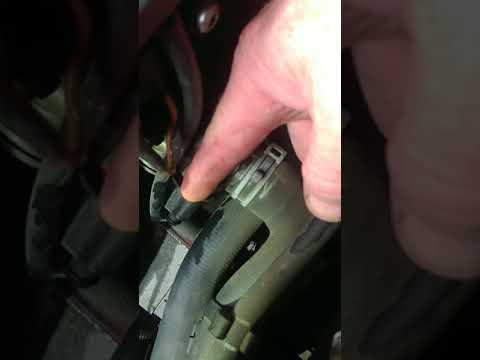 Как выгнать воздушную пробку из системы охлаждения на шкода Фабия и фольцваген поло