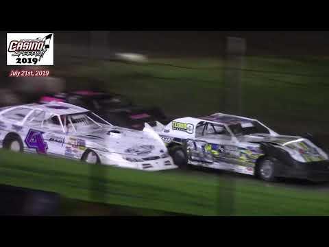 Casino Speedway WISSOTA Super Stock A-Main (7/21/19)
