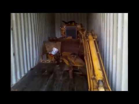 Nhập khẩu xe đào về Việt Nam