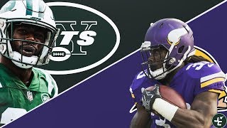 Minnesota Vikings vs New York Jets Preview Week 7
