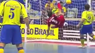Futsal tricks and goals