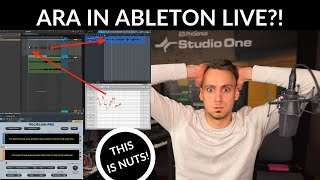 Ableton Live with ARA ?! Add Studio One to your Setup!