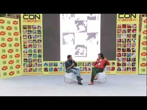 Special Conversation With Amir Soltani, Co-Creator Of Zahra's Paradise At Comic Con Delhi 2013