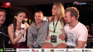 Inside AVN Expo 2013 Hosted by Tori Black (Day 1 - Part 4)