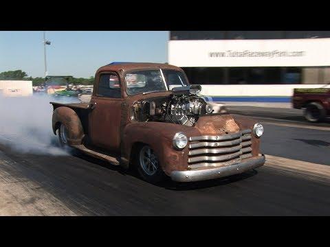 Best of TRUCKS DRAG RACING in HD - Part 1