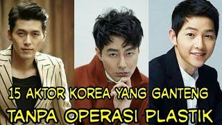 15 Aktor Korea yang Ganteng Tanpa Operasi Plastik