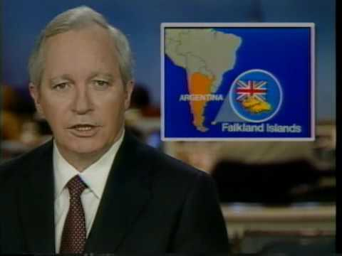 Falklands Invasion 2nd April 1982.