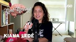 "Kiana Ledé Does ASMR with Takis, Talks Staying Grounded & Favorites On ""KIKI""   Mind Massage   Fuse"