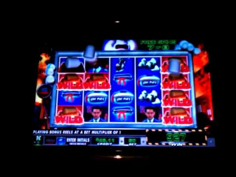 ghostbuster slot machine