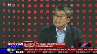 Hot Economy: PPH Badan Turun, Investasi Naik? #1
