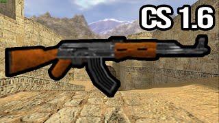 DICA #1 - COMO JOGAR COM A AK-47 (CS 1.6)