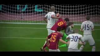 Video Gol Pertandingan AS Roma vs Genoa