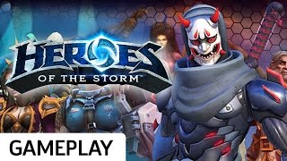 Genji Slices His Way Into Heroes Of The Storm