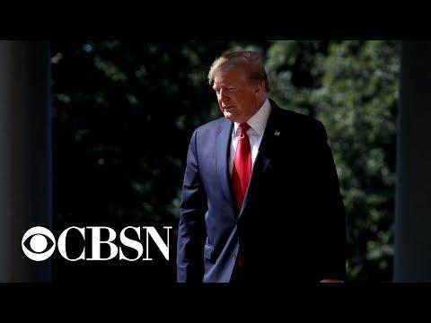 Trump slams California's