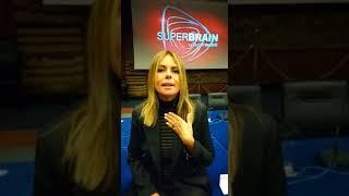 Superbrain, Paola Perego: intervista AS