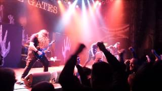 At The Gates - Live in Chicago 06. April 2015. - Blinded By Fear