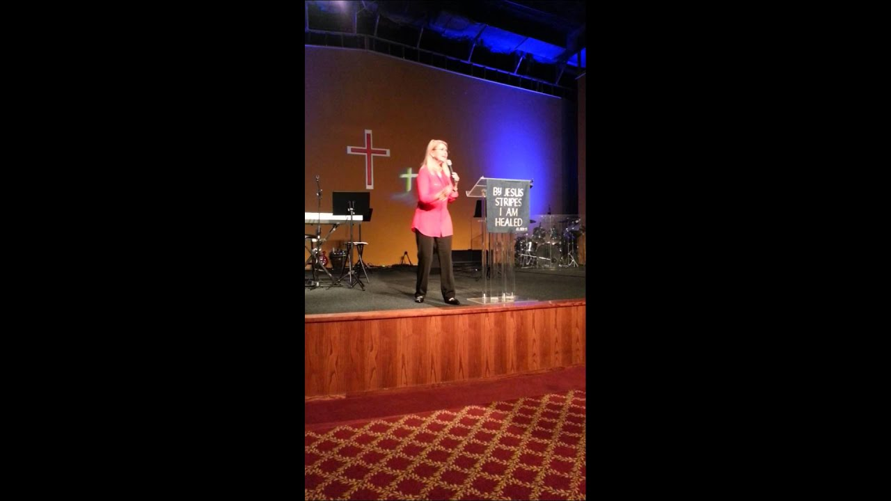 I draw my strength from the Lord - Lyndie McCauley - YouTube