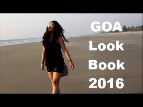 Goa Look Book Summer Vacation Time