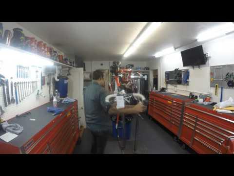 Rock on Wheels back shop bike love