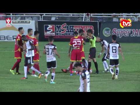 #PialaMalaysia2016 : Rangkuman penuh T-Team Vs Selangor  | TTEAM (0) vs SEL (3)