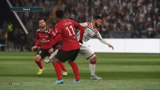 PES 2019 - Lyon vs Guingamp