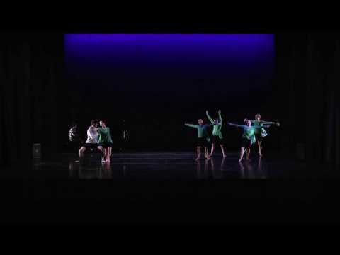 Contemporary Dance - 'Implicity', created by SarahKim Vennard and Michael Stambaugh