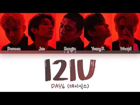 DAY6 (데이식스) - 121U (Han Rom Eng) Color Coded Lyrics/한국어 가사