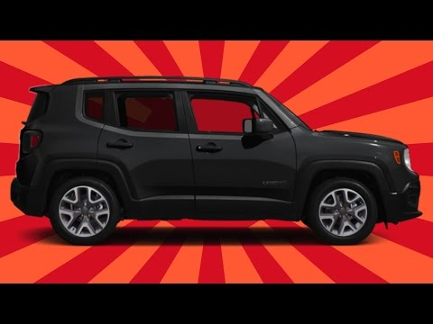 2016 Jeep Renegade Review - The Little Jeep You