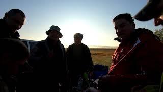 Душевная рыбалка на реке Северский Донец