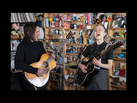 Better Oblivion Community Center: NPR Music Tiny Desk Concert