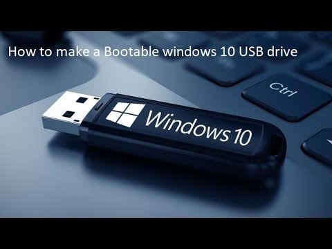 (Solved And Fixed) How To Create Official Windows 7 / 10 Bootable USB Flash Drive