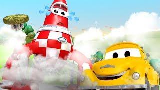 Ракета - Эвакуатор Том в Автомобильный Город  🚗 детский мультфильм