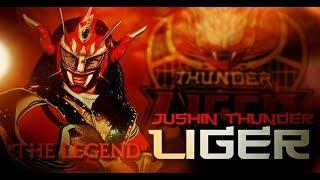 Como crear a Jushin Thunder Liger en WWE SVR 2011 PS2 WWE 12 Y WWE 13 WII