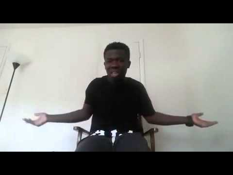 Viral Video: Xenophobia Freestyle Rap From Ghana